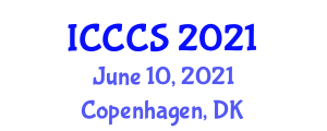 International Conference on Cryptology and Computer Security (ICCCS) June 10, 2021 - Copenhagen, Denmark