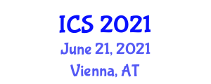 International Conference on Cryptology (ICS) June 21, 2021 - Vienna, Austria