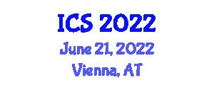 International Conference on Cryptology (ICS) June 21, 2022 - Vienna, Austria