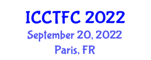 International Conference on Culinary Tourism and Food Culture (ICCTFC) September 20, 2022 - Paris, France