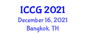 International Conference on Cultural Geography (ICCG) December 16, 2021 - Bangkok, Thailand