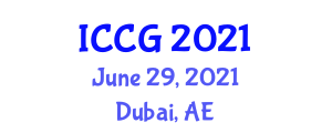 International Conference on Cultural Geography (ICCG) June 29, 2021 - Dubai, United Arab Emirates