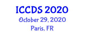 International Conference on Cyber Defence and Security (ICCDS) October 29, 2020 - Paris, France