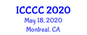 International Conference on Cybersecurity, Cybercrime and Cyberthreats (ICCCC) May 18, 2020 - Montreal, Canada