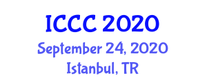International Conference on Cyberterrorism and Cybersecurity (ICCC) September 24, 2020 - Istanbul, Turkey