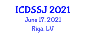 International Conference on Democratic Socialism and Social Justice (ICDSSJ) June 17, 2021 - Riga, Latvia