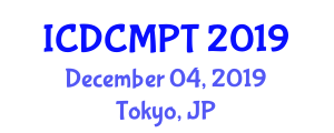 International Conference on Diamond and Carbon Materials Processing Technology (ICDCMPT) December 04, 2019 - Tokyo, Japan