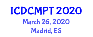 International Conference on Diamond and Carbon Materials Processing Technology (ICDCMPT) March 26, 2020 - Madrid, Spain