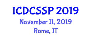 International Conference on Digital Circuits, Systems and Signal Processing (ICDCSSP) November 11, 2019 - Rome, Italy
