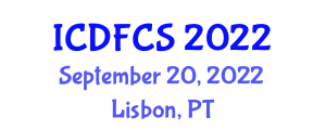 International Conference on Digital Forensics, Cryptology and Security (ICDFCS) September 20, 2022 - Lisbon, Portugal