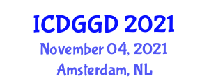 International Conference on Digital Geography and Geographic Data (ICDGGD) November 04, 2021 - Amsterdam, Netherlands