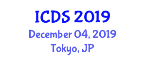International Conference on Discourse Studies (ICDS) December 04, 2019 - Tokyo, Japan