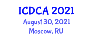 International Conference on Diseases of Companion Animals (ICDCA) August 30, 2021 - Moscow, Russia