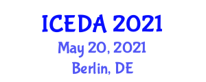 International Conference on Eating Disorders and Addiction (ICEDA) May 20, 2021 - Berlin, Germany
