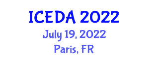 International Conference on Eating Disorders and Addiction (ICEDA) July 19, 2022 - Paris, France