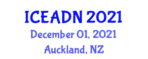 International Conference on Eco-Architecture, Design and Nature (ICEADN) December 01, 2021 - Auckland, New Zealand