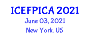 International Conference on Edible Food Packaging Industry and Current Applications (ICEFPICA) June 03, 2021 - New York, United States