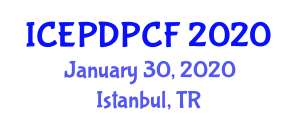 International Conference on Effect of Processing and Digestion on Polyphenol Content of Foods (ICEPDPCF) January 30, 2020 - Istanbul, Turkey