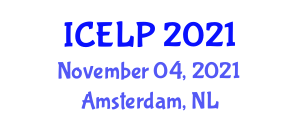 International Conference on Entertainment Law and Practice (ICELP) November 04, 2021 - Amsterdam, Netherlands