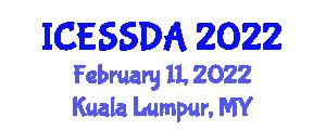 International Conference on Exploration Seismology and Seismic Data Analysis (ICESSDA) February 11, 2022 - Kuala Lumpur, Malaysia