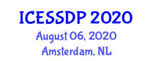 International Conference on Exploration Seismology and Seismic Data Processing (ICESSDP) August 06, 2020 - Amsterdam, Netherlands