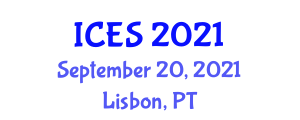 International Conference on Exploration Seismology (ICES) September 20, 2021 - Lisbon, Portugal