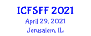 International Conference on Fabric Structures and Fiber Forms (ICFSFF) April 29, 2021 - Jerusalem, Israel
