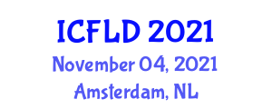 International Conference on Family Law and Divorce (ICFLD) November 04, 2021 - Amsterdam, Netherlands