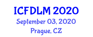 International Conference On Fashion Design And Luxury Management Icfdlm On September 03 04 2020 In Prague Czechia