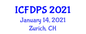 International Conference On Fashion Design And Production Software Icfdps On January 14 15 2021 In Zurich Switzerland