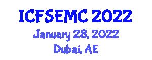 International Conference on Fast Software Encryption and Modern Cryptanalysis (ICFSEMC) January 28, 2022 - Dubai, United Arab Emirates