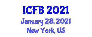 International Conference on Fiber Bioengineering (ICFB) January 28, 2021 - New York, United States