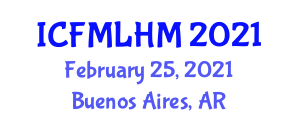 International Conference on Fiber Metal Laminates and Hybrid Materials (ICFMLHM) February 25, 2021 - Buenos Aires, Argentina