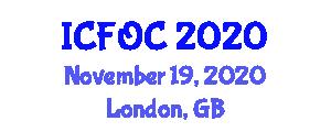 International Conference on Fiber-Optic Communication (ICFOC) November 19, 2020 - London, United Kingdom