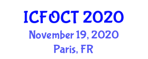 International Conference on Fiber-Optic Communications Technology (ICFOCT) November 19, 2020 - Paris, France