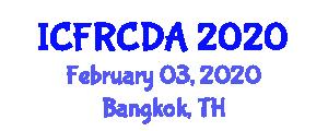 International Conference on Fiber-Reinforced Composites in Dental Applications (ICFRCDA) February 03, 2020 - Bangkok, Thailand