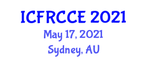 International Conference on Fiber Reinforced Concrete in Civil Engineering (ICFRCCE) May 17, 2021 - Sydney, Australia