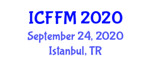 International Conference on Fibers and Fibrous Materials (ICFFM) September 24, 2020 - Istanbul, Turkey