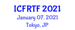 International Conference on Fire Resistant Textiles and Fibers (ICFRTF) January 07, 2021 - Tokyo, Japan