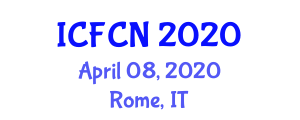 International Conference on Food Cultures and Networks (ICFCN) April 08, 2020 - Rome, Italy