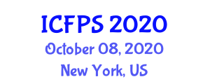 International Conference on Food Packaging and Safety (ICFPS) October 08, 2020 - New York, United States