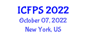 International Conference on Food Packaging and Safety (ICFPS) October 07, 2022 - New York, United States