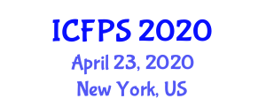 International Conference on Food Packaging Systems (ICFPS) April 23, 2020 - New York, United States
