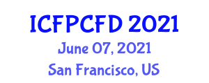 International Conference on Food Preservation, Canning, Freezing and Drying (ICFPCFD) June 07, 2021 - San Francisco, United States