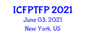 International Conference on Food Processing Technologies and Food Preservation (ICFPTFP) June 03, 2021 - New York, United States