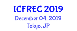 International Conference on Food Rheology and Experimental Considerations (ICFREC) December 04, 2019 - Tokyo, Japan