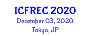 International Conference on Food Rheology and Experimental Considerations (ICFREC) December 03, 2020 - Tokyo, Japan