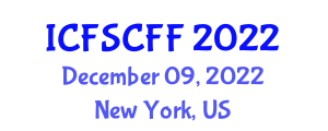 International Conference on Food Safety, Contamination and Functional Foods (ICFSCFF) December 09, 2022 - New York, United States