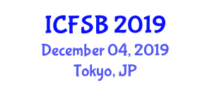 International Conference on Food Science and Biotechnology (ICFSB) December 04, 2019 - Tokyo, Japan