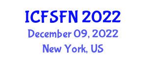 International Conference on Food Science and Food Nanotechnology (ICFSFN) December 09, 2022 - New York, United States